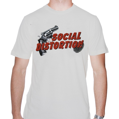 social-distortion - Fingerprints | T-Shirt