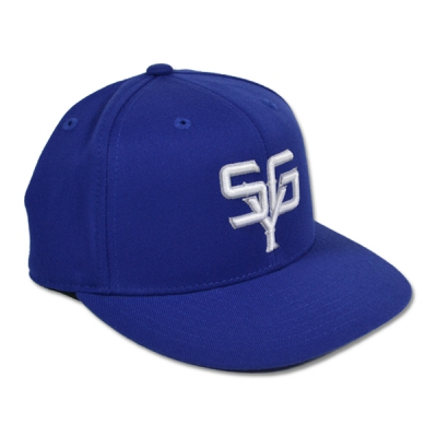 shop - Baseball Hat Blue | Flexfit Cap