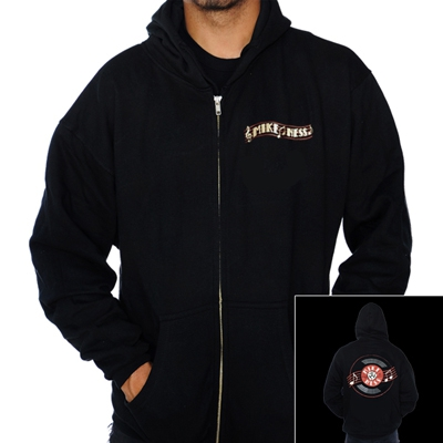 mike-ness - Record Zip-Hood