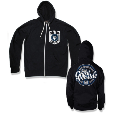 The Ghost Inside - Circle Logo | Zip-Hood