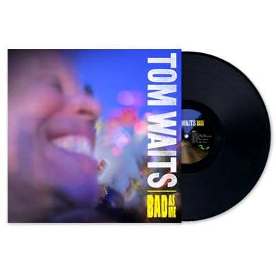Tom Waits - Bad As Me | 180g Vinyl